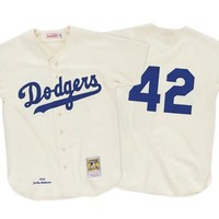 Brooklyn Dodgers Jackie Robinson - Mitchell & Ness Nostalgia Co.