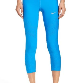 Nike Epic Cool Crop Running Tights | Nordstrom