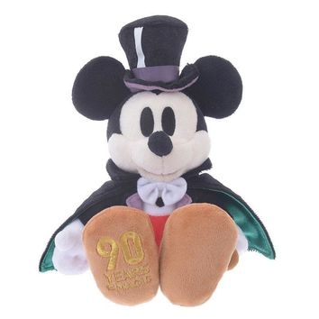 Disney Store Japan 90th 1937 Magician Mickey Plush New with Tags