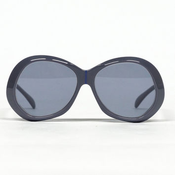 Silhouette Futura Series Sunglasses | model 54 | 70s vintage eyeglass frame in unworn deadstock condition with new lenses