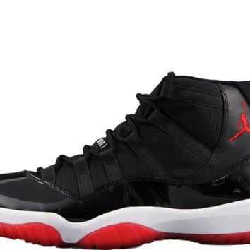 Air Jordan Retro XI BRED 11 - 378037-010 from PureKicks.com 3aca75f002