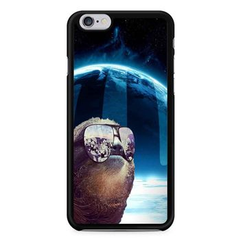 Sloth Llama Laser iPhone 6/6S Case