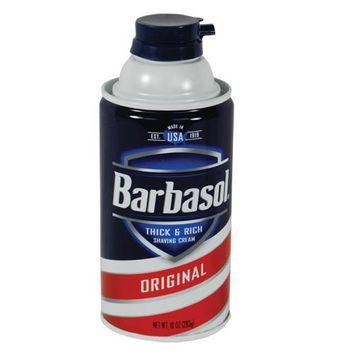 Barbasol Diversion Safe