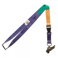DC Comics Joker Suit Up Lanyard