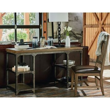 5610 Metalworks - Writing Desk with Chair