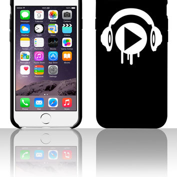 music play 5 5s 6 6plus phone cases