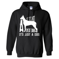 If It's Not A great Dane It's Just A Dog - Heavy Blend™ Hooded Sweatshirt