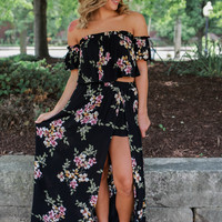 Rising Star Two-Piece Maxi Romper