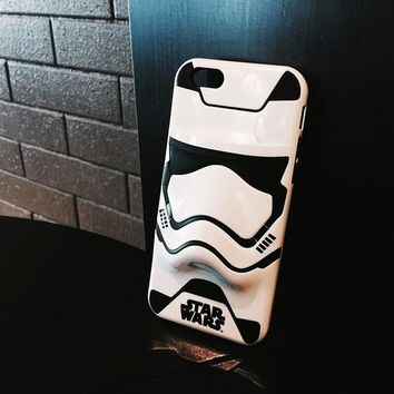 iPhone Case Star Wars 3D Stormtrooper