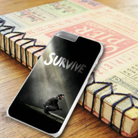 The Walking Dead Rick iPhone 6 Plus Case