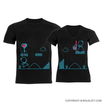 Key To My Heart™ Black His and Hers Couples Shirts,Matching Couple Shirts,Couples Gift Set,Gifts for Him,Gifts for Her,Valentines Gift