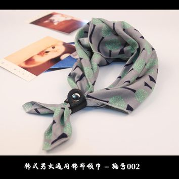 men Winter Square Luxury Male Cotton Scarf Dots Print Plaid New Design Fashion male Scarf Gift YH002