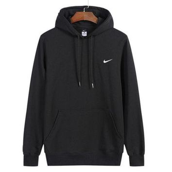 Nike Women Man Fashion Print Sport Casual Top Sweater Pullover Hoodie One-nice™
