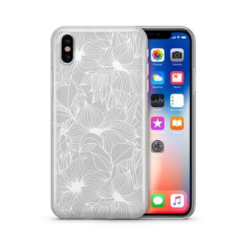Henna Anastasia - Clear TPU Case Cover Phone Case