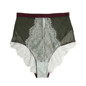 Holly High Waisted Knicker