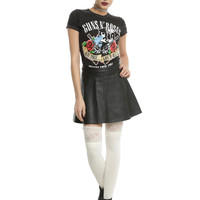 Guns N' Roses Here Today Gone To Hell Girls T-Shirt
