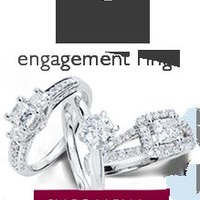 1/8ct TW Round Diamond Promise Ring in Sterling Silver