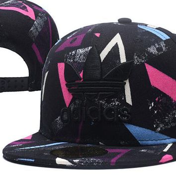 Perfect Adidas Women Men Sport Sunhat Embroidery Hip Hop Baseball Cap Hat