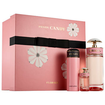 prada candy florale gift set from sephora beauty products. Black Bedroom Furniture Sets. Home Design Ideas