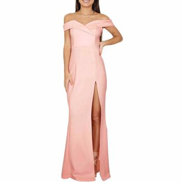 Paola elegant maxi dress