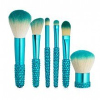 6-Piece Gem Brush Collection