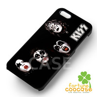Kiss Band Member Face -3 for iPhone 4/4S/5/5S/5C/6/ 6+,samsung S3/S4/S5/S6 Regular/S6 Edge,samsung note 3/4
