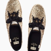 keds for kate spade new york glitter sneaker - kate spade new york