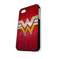 Wonder Woman Logo 10 iPhone 4/4S Case
