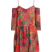H&M Patterned Dress $59.95