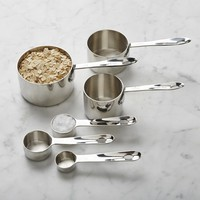 All-Clad Odd-Sized Measuring Cups & Spoons