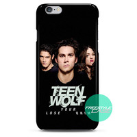 Teen Wolf Poster Movie Series iPhone Case Cover Series