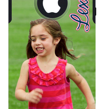 OTTERBOX COMMUTER iPhone 5 5S 5C 4/4S Case Custom Photograph Logo photo Personalized Monogram