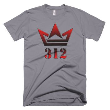Rep Ya City (Chicago) Short sleeve men's t-shirt