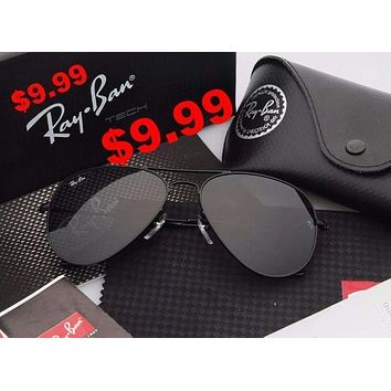 RAY-BAN Tide Brand Fashion Sunglasses AVIATOR RB3025 RB3026 Classic 3 Days Limited! F