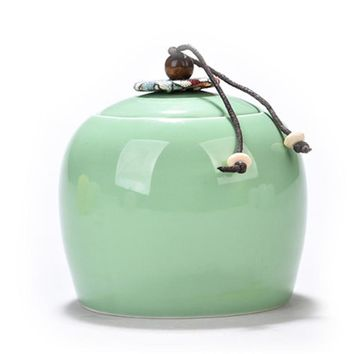 Chinese Style Tea Canister 8 Colors