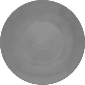 Sabre Numero 1 Porcelain Dinnerware | Dark Grey