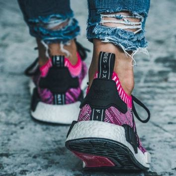 adidas NMD R1 men and women Jogging shoes G