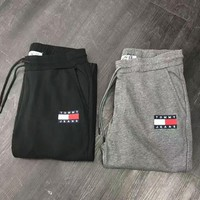 Tommy Hilfiger Woman Men Fashion Pants Trousers Sweatpants G