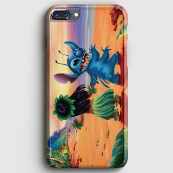 Lilo Stitch Disney iPhone 8 Plus Case