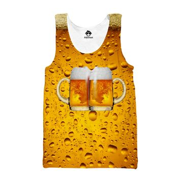 Beer Cheers Tank top