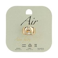 Air Symbol Ring - Rings - Jewelry - Accessories - Topshop USA