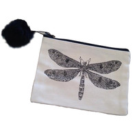 COTTON DRAGONFLY BAG