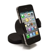 Leegoal(TM) UniSuction 360 In-Car Windscreen Suction Holder Mount for Apple iPhone 3G, 3GS, 4, 4S / iPod Touch 2G, 3G, 4G