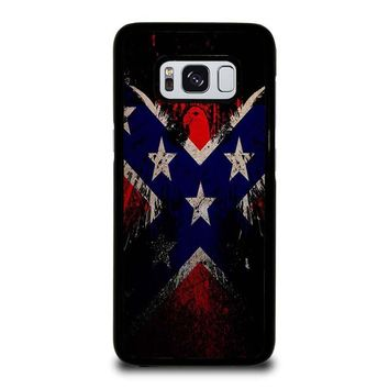 BROWNING REBEL FLAG Samsung Galaxy S3 S4 S5 S6 S7 Edge S8 Plus, Note 3 4 5 8 Case Cover