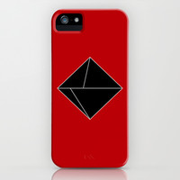 Geometry(n.1) iPhone & iPod Case by THE USUAL DESIGNERS
