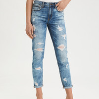 AE High-Waisted Tomgirl Jean, Destroy Is A Thing