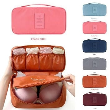 Travel Cosmetic Make Up Toiletry Holder Beauty Wash Organizer Storage Purse Bag Monopoly Pouch