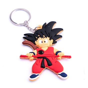 Dragon Ball Z Goku Key Chain