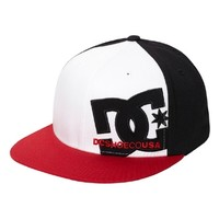 DC Shoes Mens Franchise Flex Fit Hat