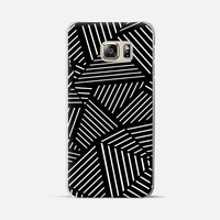 Ab Linear Zoom Black Galaxy S6 Edge+ case by Project M | Casetify